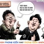 Kim Yong-il: Lãnh tụ Kính yêu?